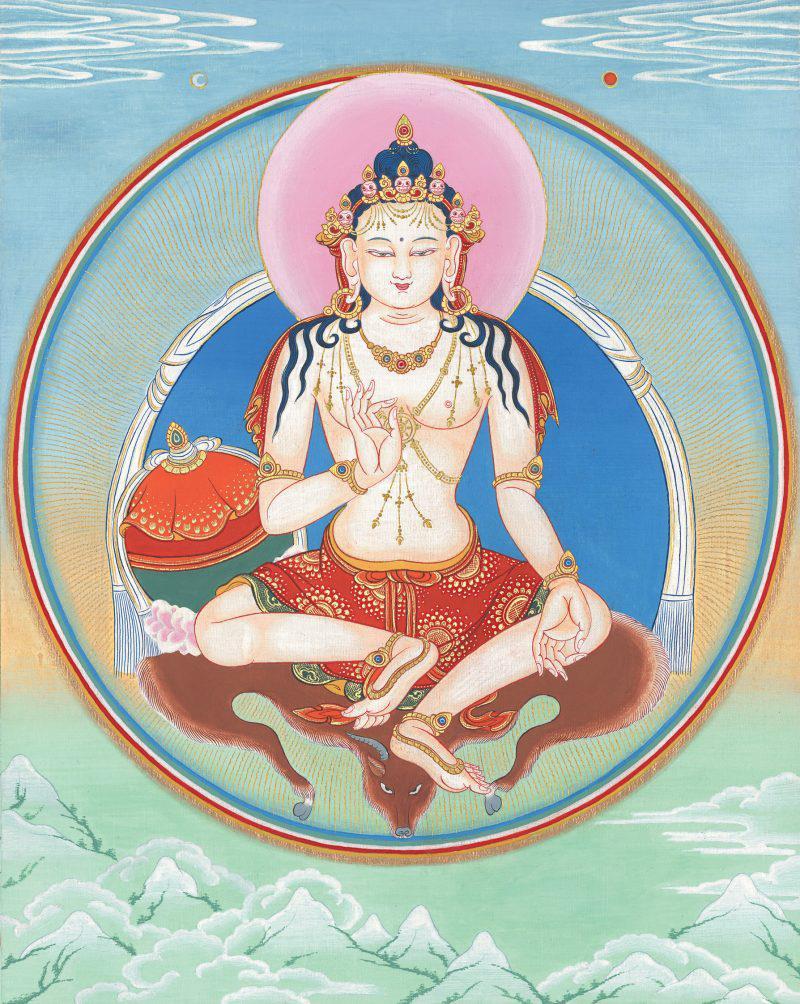 Retraite Dzogchen : Guru Yoga